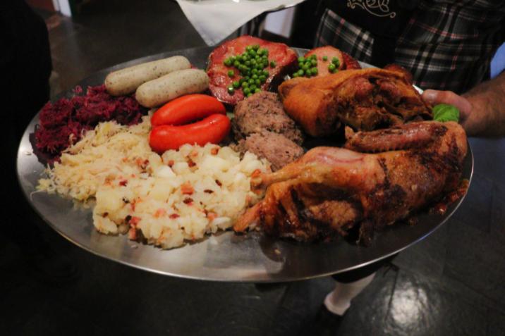 comidas alemãs consumidas no brasil